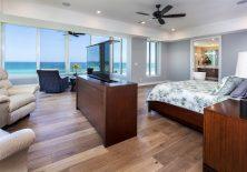 1 - Bayfront Renovation - Longboat Key - Master Bedroom