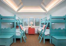 10 - Island Georgian - Boca Grande - Kids Bedroom